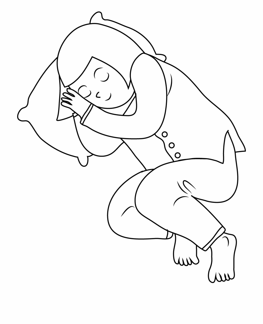 Sleep black and white clipart graphic freeuse stock Little Black Girl Sleep Clipart & Clip Art Images - Nap Clipart ... graphic freeuse stock