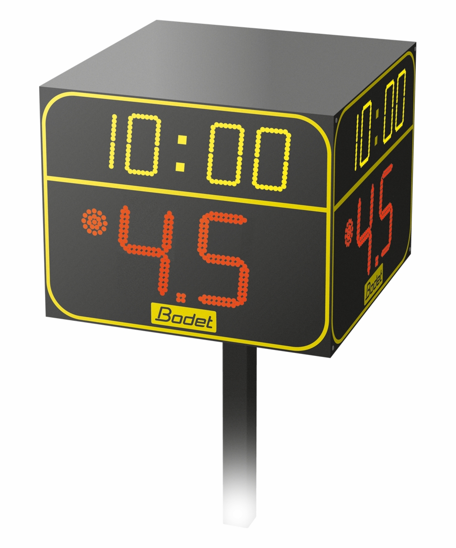 0 0 shot clock basketball clipart clipart black and white stock Basketball Shotclock Bt6008 - Transparent Scoreboard Free PNG Images ... clipart black and white stock