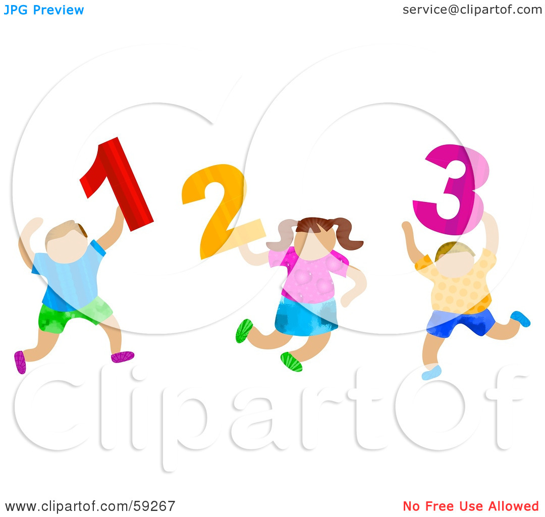 Royalty-Free (RF) Clipart Illustration of School Children Carrying ... clip art black and white download