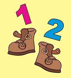 1 2 buckle my shoe clipart picture library 1 2 buckle my shoe clipart - ClipartFest picture library