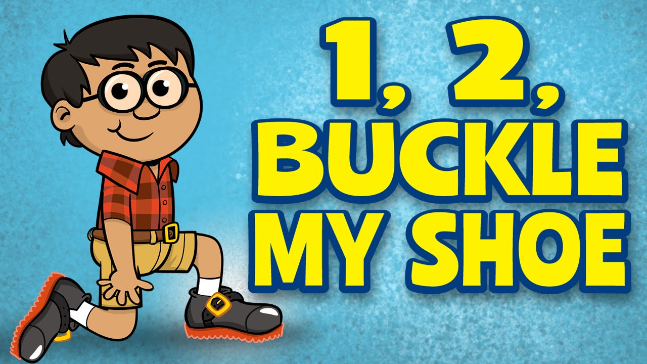 1 2 buckle my shoe clipart clip freeuse Counting Songs for children - One, Two, Buckle My Shoe - Kids ... clip freeuse