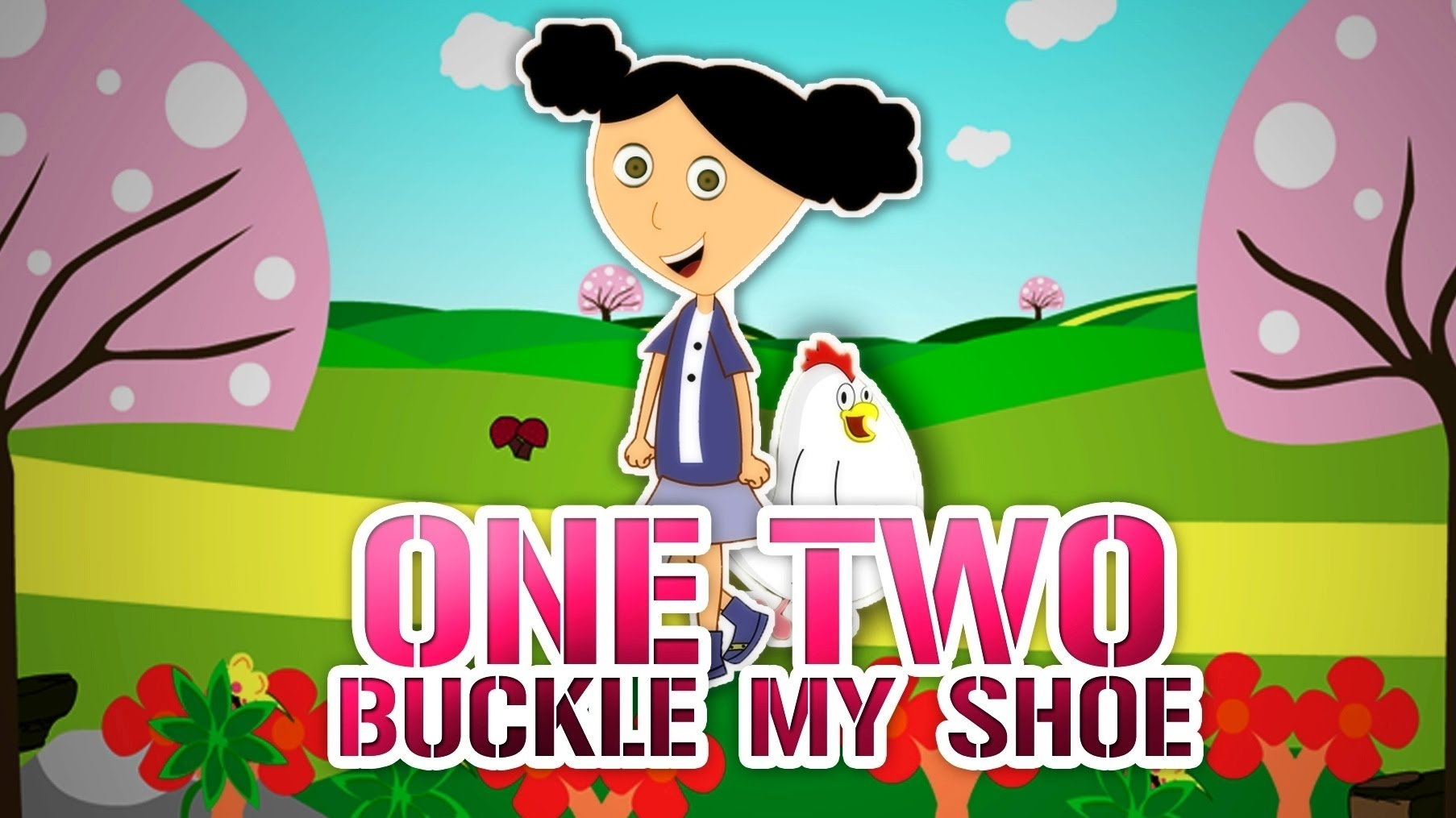 1 2 buckle my shoe clipart graphic freeuse library One Two Buckle My Shoe | Nursery Rhymes With Lyrics | Classic ... graphic freeuse library