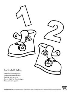 1 2 buckle my shoe clipart svg download 1 2 buckle my shoe clipart - ClipartFest svg download