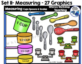 1 2 cup clipart banner stock Measuring Cup Clip Art & Worksheets | Teachers Pay Teachers banner stock
