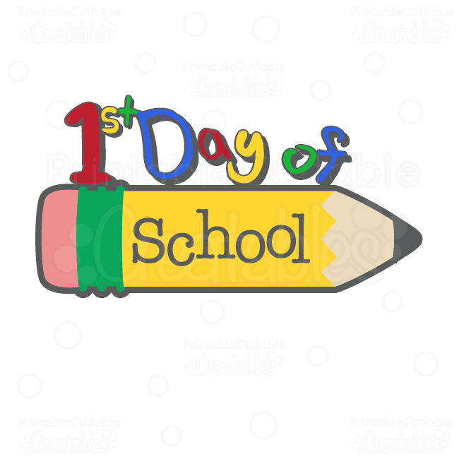 1 2 day clipart graphic free download 1/2 Day Of School Clipart graphic free download