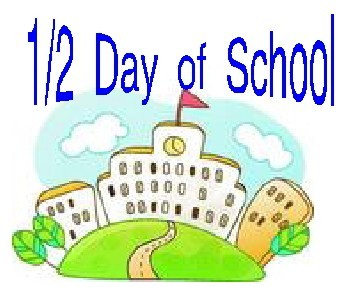 1 2 day clipart picture library stock 1/2 Day Clipart picture library stock