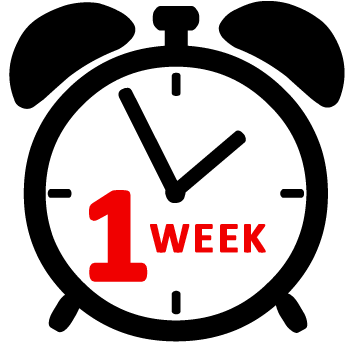 1 a week clipart picture transparent library 1 Week Until RoP Phase 1 Deadline! - Rolf Goffman Martin Lang LLP picture transparent library