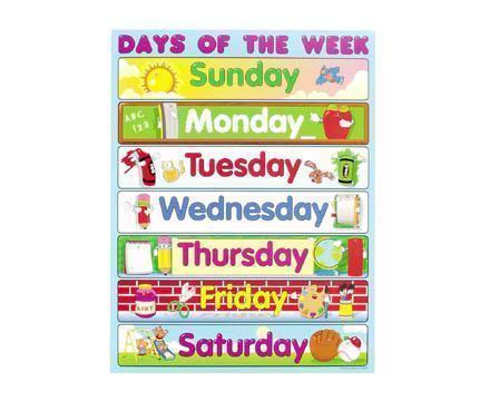 1 a week clipart clipart library Week clipart 1 » Clipart Portal clipart library