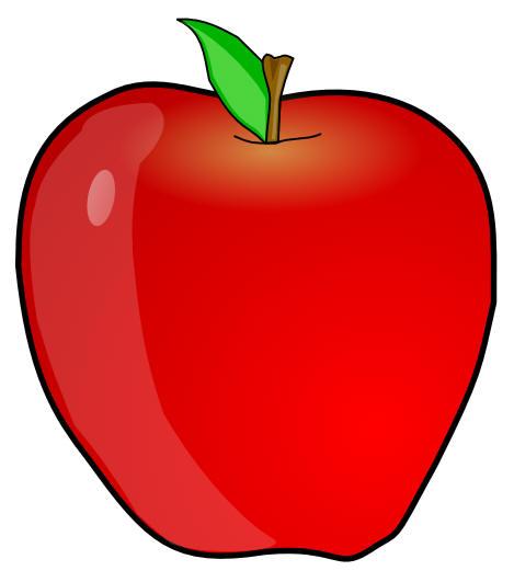 1 apple clipart jpg free library 1 teacher apple clipart - ClipartFest jpg free library