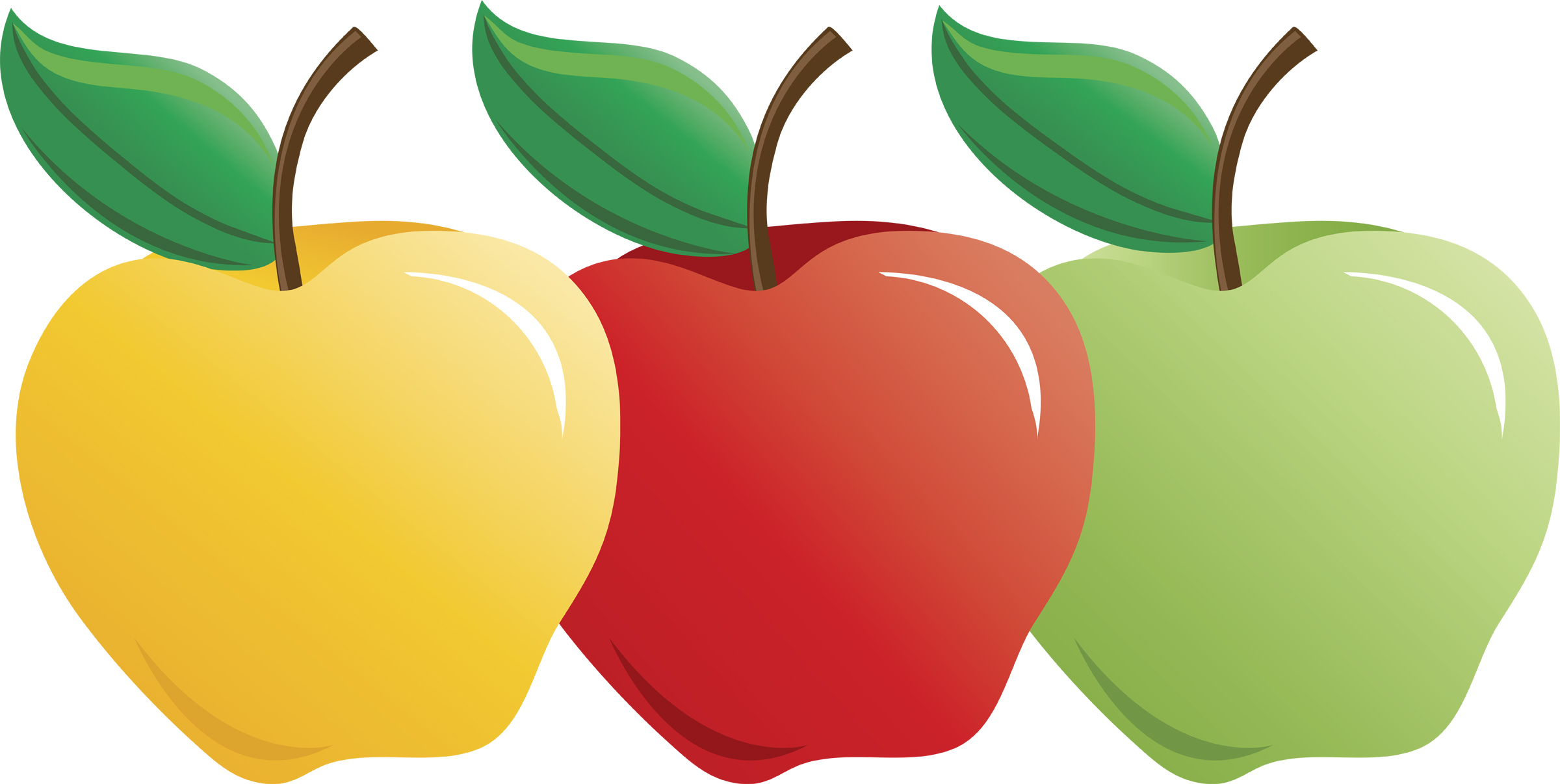 One apple clipart - ClipartFest png download