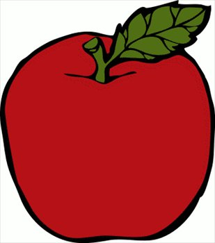 1 apple clipart free library Free Apples Clipart - Free Clipart Graphics, Images and Photos ... free library