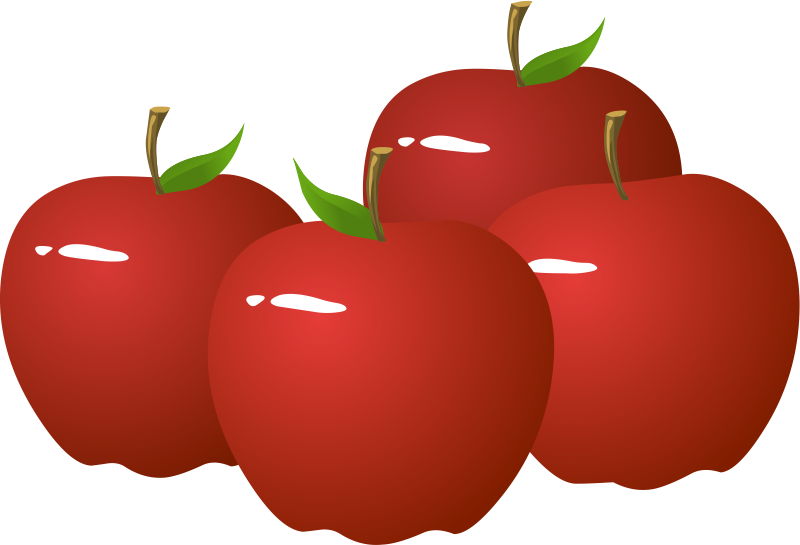 Apple clipart no border vector royalty free Apple Clipart | Free Clip-art vector royalty free