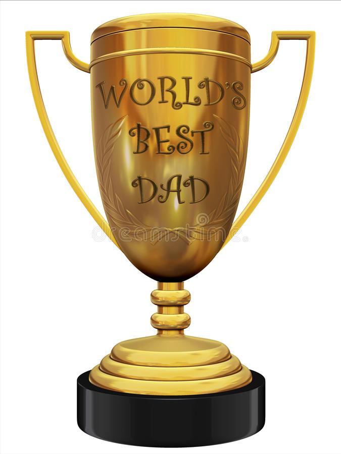1 best trophy clipart