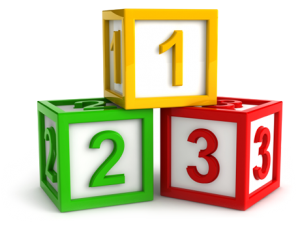 123s clipart