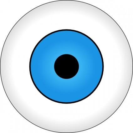 1 blue eye clipart - ClipartFest clipart transparent download