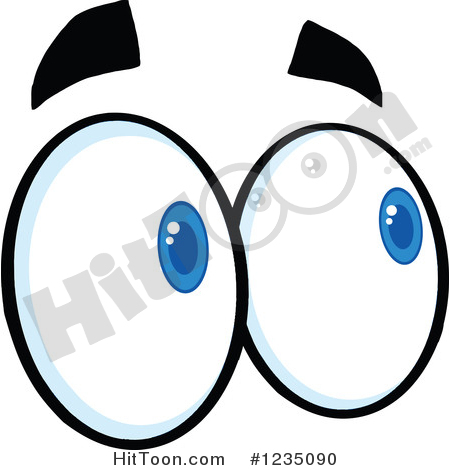 Pair Of Eyes Clipart #1 - Royalty Free Stock Illustrations ... clip art library library