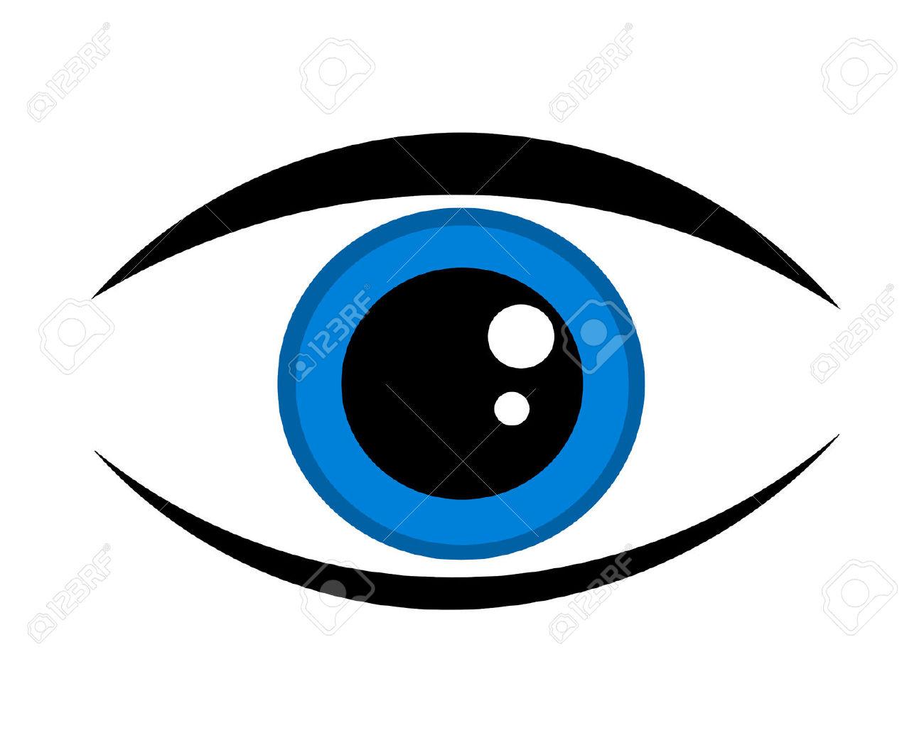 1 blue eye clipart - ClipartFest jpg transparent stock
