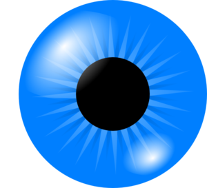 1 blue eye clipart - ClipartFest picture royalty free