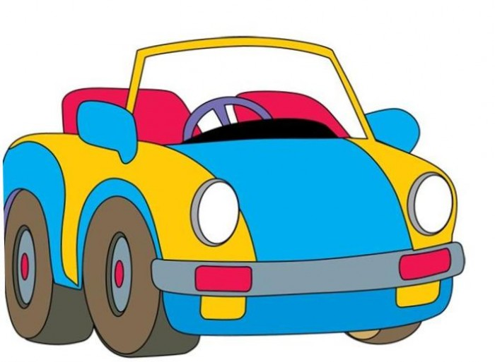 Hd car clipart