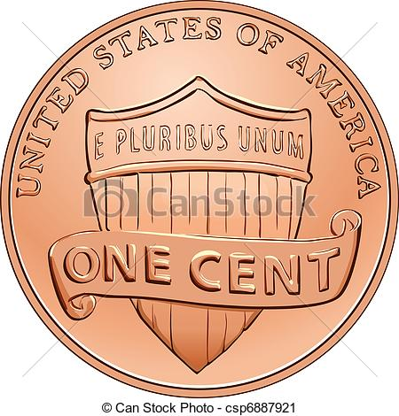 1 cent clipart image freeuse 1 Cent Clipart - Clipart Kid image freeuse