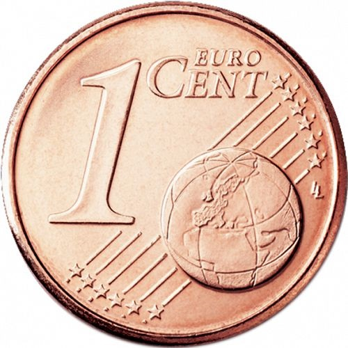 1 cent clipart image transparent stock Greece 1 cent 2014 [eur27254] image transparent stock