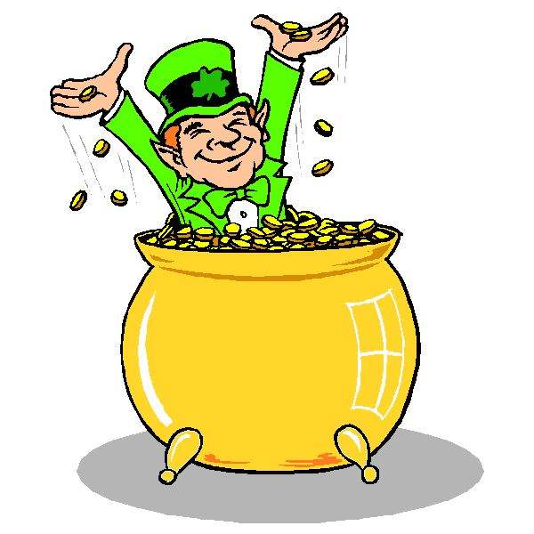 1 color leprechaun clipart clip art royalty free download Top 10 Sites Offering Leprechaun Clipart: Perfect for St ... clip art royalty free download