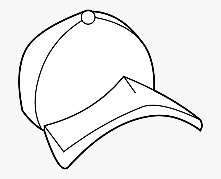 1 coloring clipart image freeuse download Baseball Hat Image Of Baseball Cap Clipart 1 Free Wikiclipart - Hat ... image freeuse download