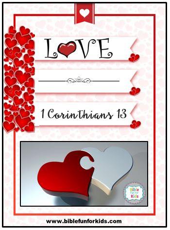 1 corinthians 13 4-8 clipart