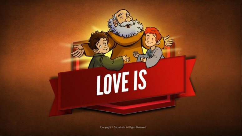 1 corinthians 3 clipart png transparent stock 1 Corinthians 13 Love Is Bible Video for Kids | Bible Videos For Kids png transparent stock