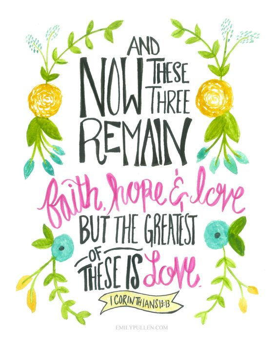 17 Best ideas about Corinthians 13 on Pinterest | Love bible ... graphic library download