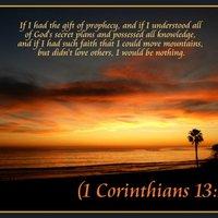 1 Corinthians 13 Pictures, Images & Photos | Photobucket clip art library