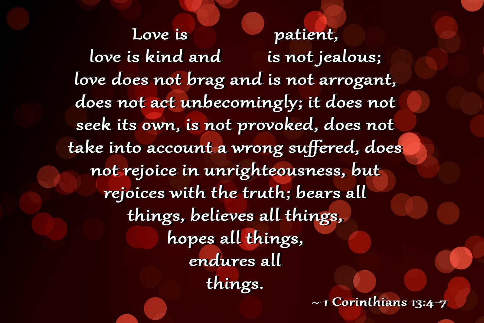 1 corinthians 13 clipart clip free library Love Quote 1 Corinthians - Valentine Day clip free library