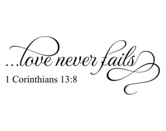 1 corinthians 13 clipart picture library stock Love Never Fails Clip Art – Clipart Free Download picture library stock
