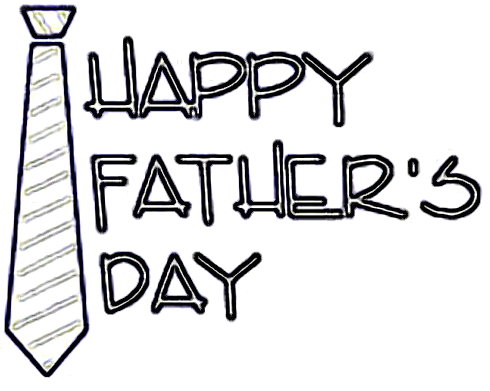 1 dad 2018 clipart black and white graphic free Happy Fathers Day Images 2019: Fathers Day Pictures, Photos, Pics ... graphic free