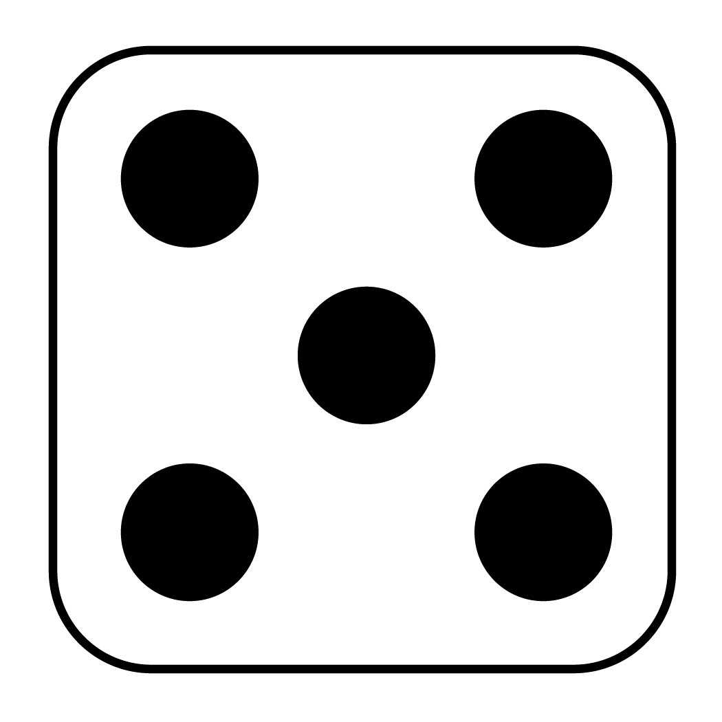 1 dice clipart free image free stock 1 dice clipart clipart images gallery for free download | MyReal ... image free stock