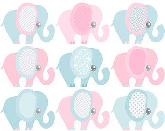 1 elephant clipart banner library download baby-gender-clipart-1.jpg (340×270) | CUTE ELEPHANTS WALLPAPERS ... banner library download