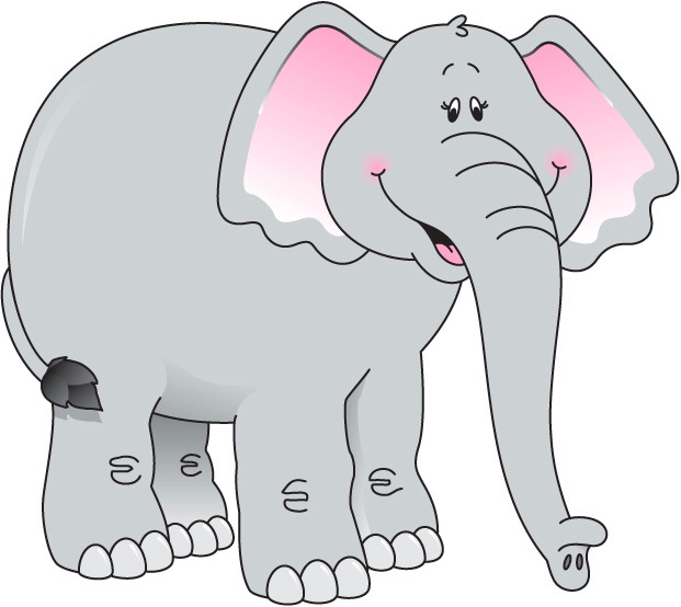 1 elephant clipart png transparent library 1 elephant clipart - ClipartFest png transparent library
