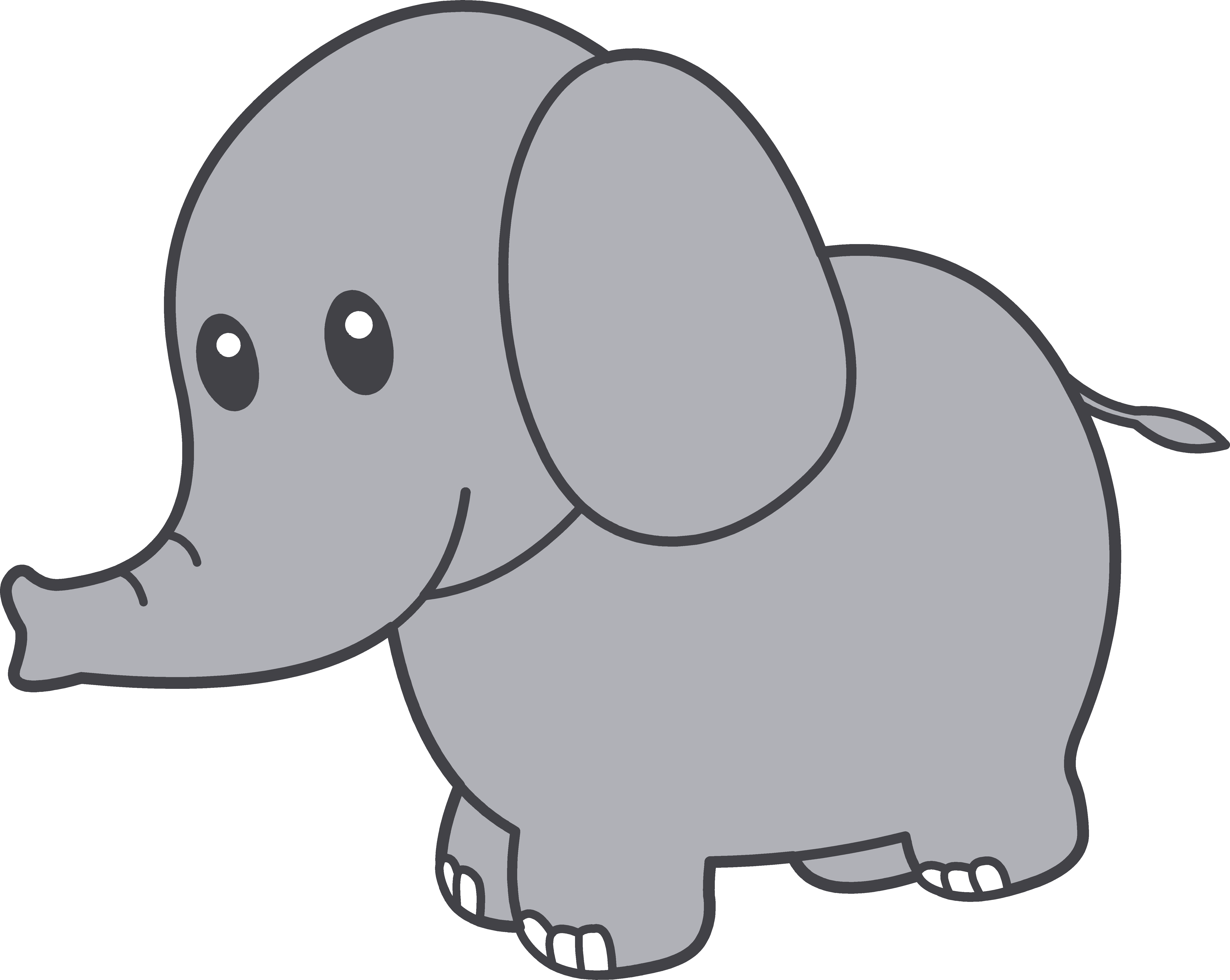 1 elephant clipart image library stock Cute Elephant Clipart & Cute Elephant Clip Art Images - ClipartALL.com image library stock