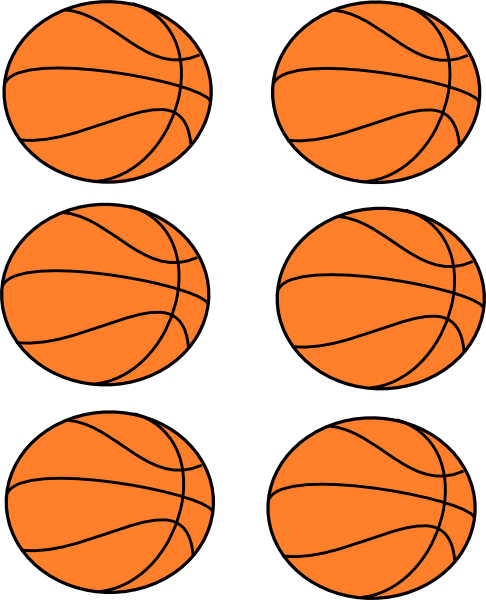 1 fan clipart basketballball download basketball clipart free printable | Basketball Boarder Clip Art at ... download