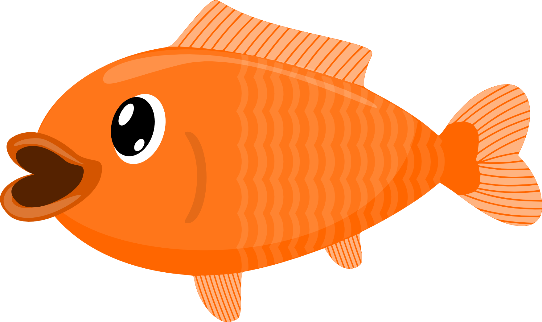Transparent fish image clipart svg black and white download Koi Fish Clipart at GetDrawings.com | Free for personal use Koi Fish ... svg black and white download