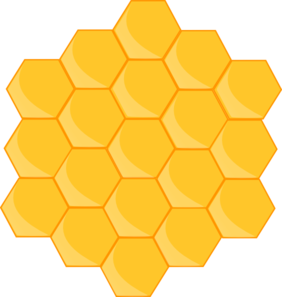 1 honeycomb clipart freeuse Honeycomb clipart 1 » Clipart Station freeuse