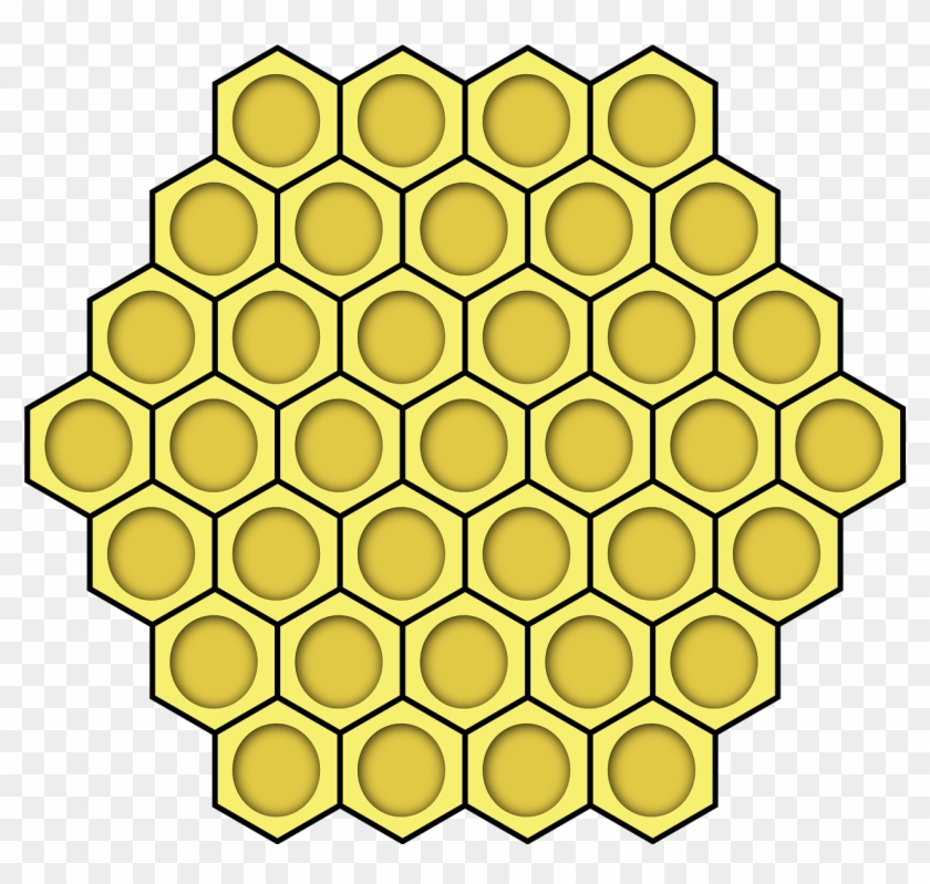 Bee honeycomb clipart image royalty free download Honeycomb - Clip Art Hexagon Bee Hive, HD Png Download - 800x718 ... image royalty free download
