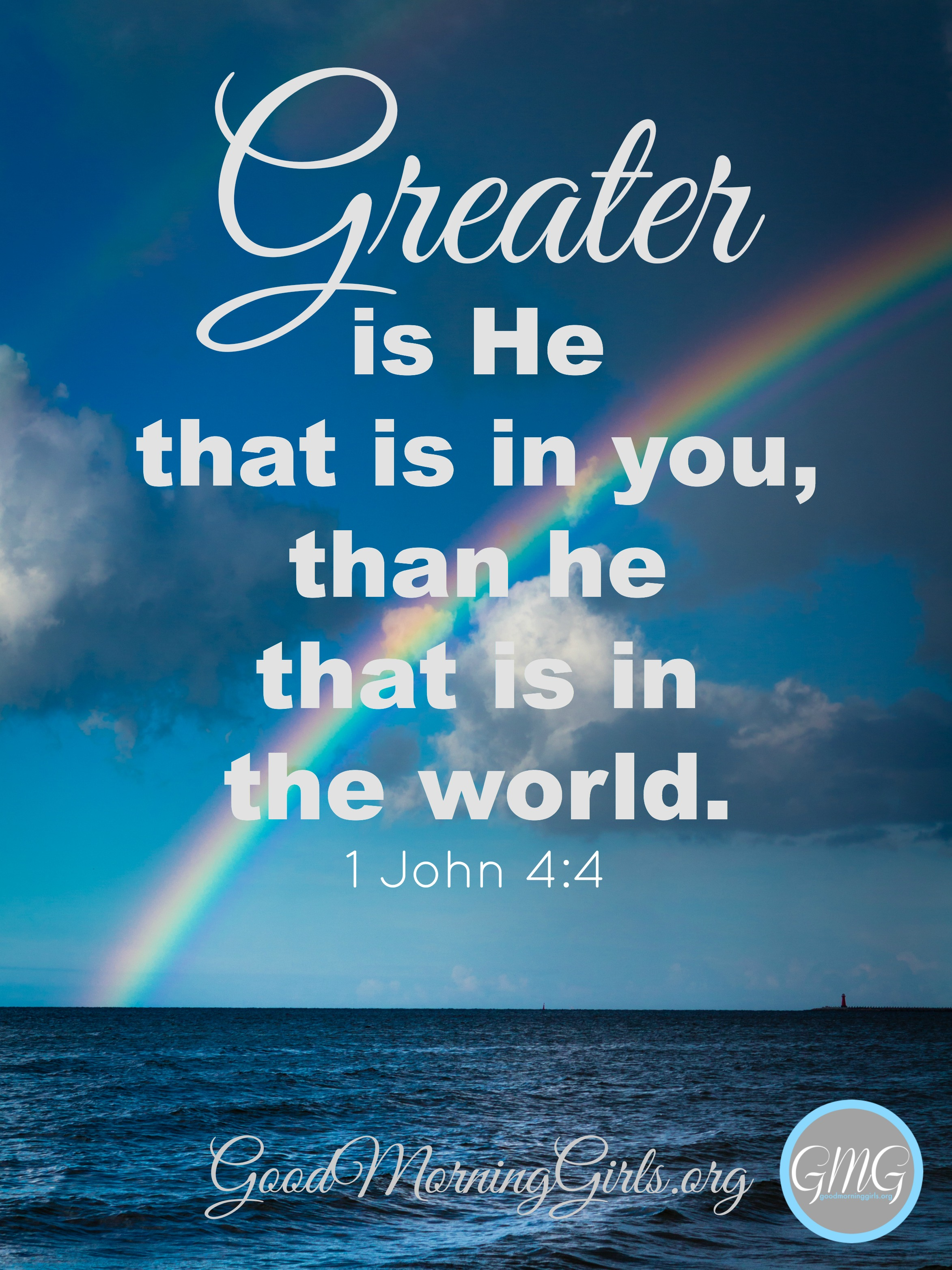 1 john 4 4 kjv with clipart vector royalty free library Greater Is He That Is In You {1 John 1-5} - Women Living Well vector royalty free library