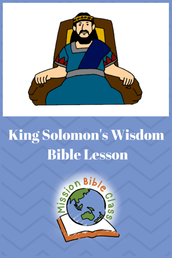 1 kings 3 16-28 clipart vector library download King Solomon\'s Wisdom – Mission Bible Class vector library download