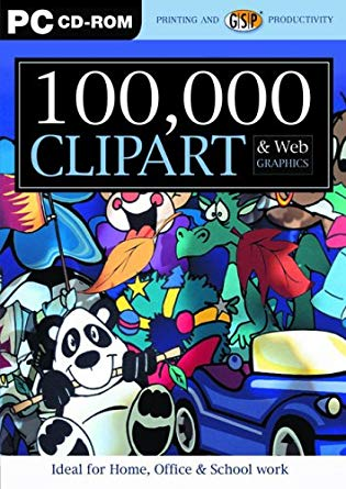 1 million professional clipart full 24 cds vector library library 100,000 Clipart vector library library
