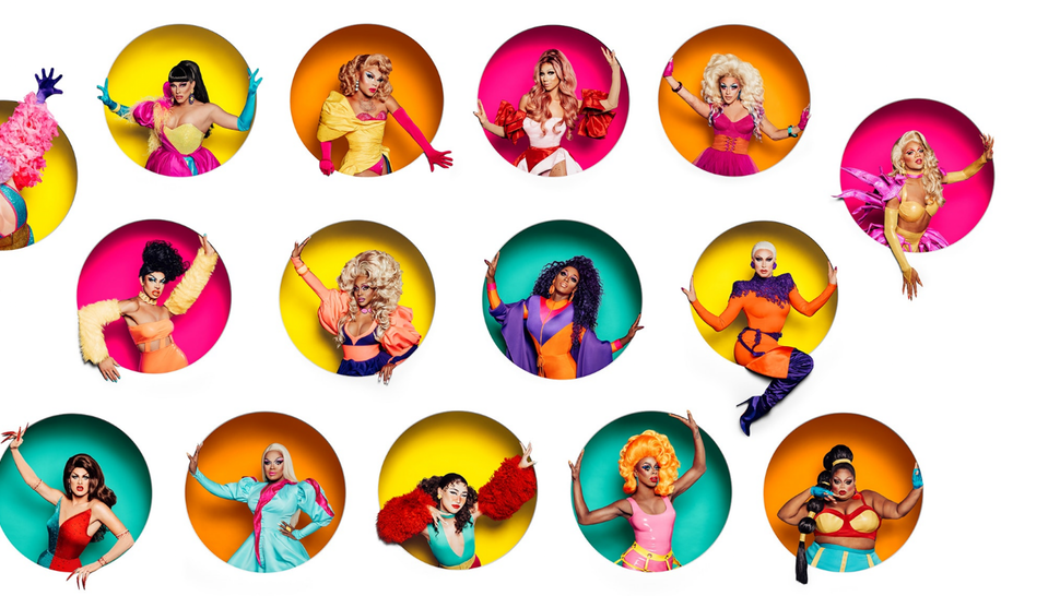 1 million professional clipart full 24 cds clipart freeuse The \'RuPaul\'s Drag Race\' Season 11 Cast Includes A Fan Favorite\'s ... clipart freeuse