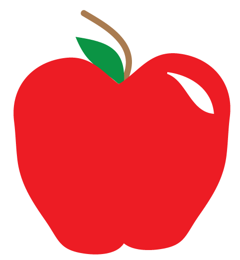 1 teacher apple clipart image free stock 1 teacher apple clipart - ClipartFest image free stock
