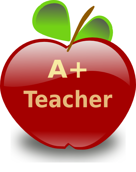 1 teacher apple clipart clip royalty free download Teacher apple clipart images - ClipartFest clip royalty free download