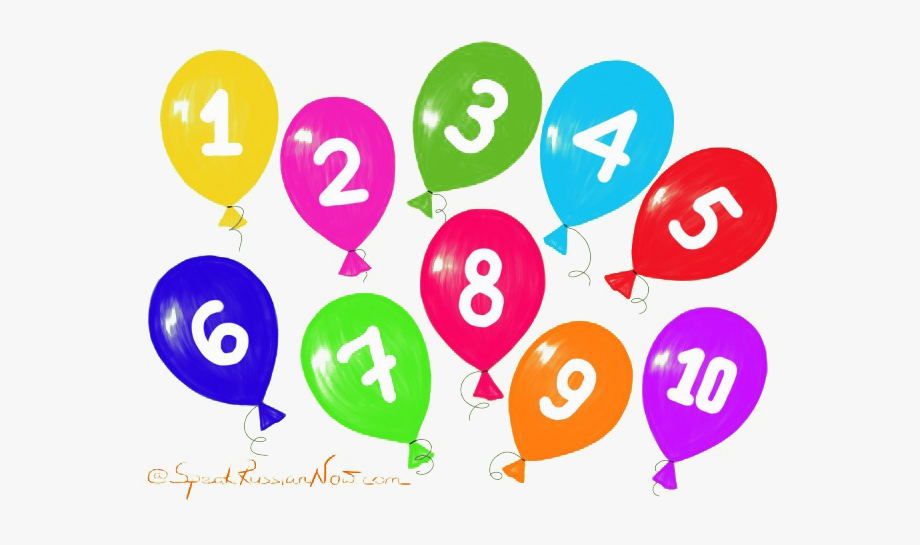 1 through 10 circle clipart clipart library stock 1 To 10 Numbers Free Png - Number 1 10 Balloon #218063 - Free ... clipart library stock