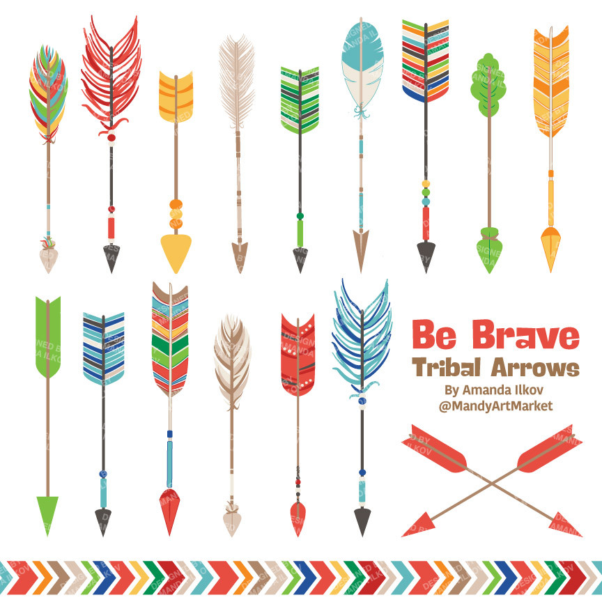 1 tribal arrow clipart clip free download Tribal arrow clip art - ClipartFest clip free download